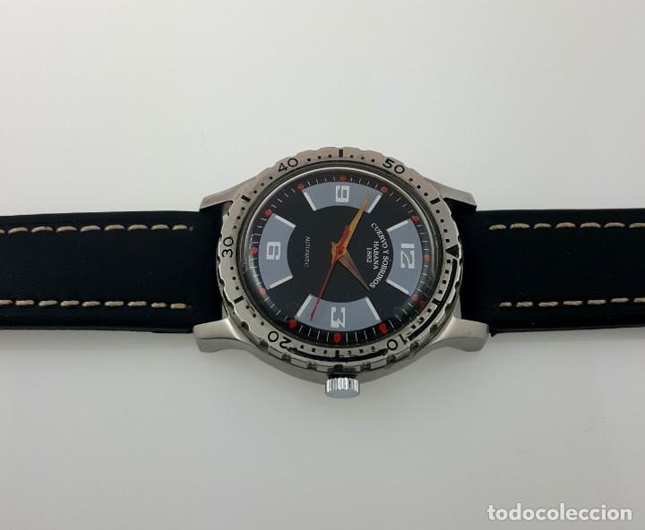 Relojes automáticos: CUERVO Y SOBRINOS VINTAGE C. 1.950 AUTOMATIC - Foto 2 - 108344099