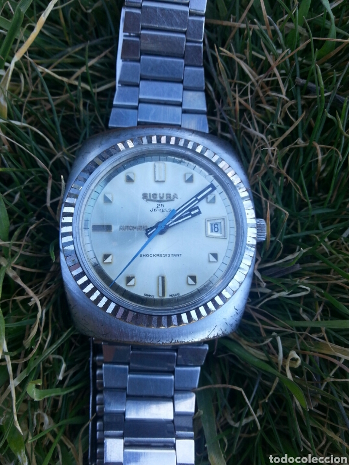 RELOJ SICURA-BREITLING AUTOMATIC 400M (Uhren - Automatik-Armbanduhren)