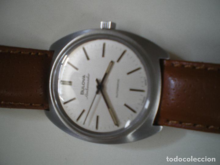 Ambassador Reloj Automático Bulova Bulova Ambassador Reloj Reloj Automático QBrdoCeExW