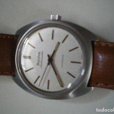 Relojes automáticos: RELOJ BULOVA AMBASSADOR AUTOMÁTICO. Lote 151119074