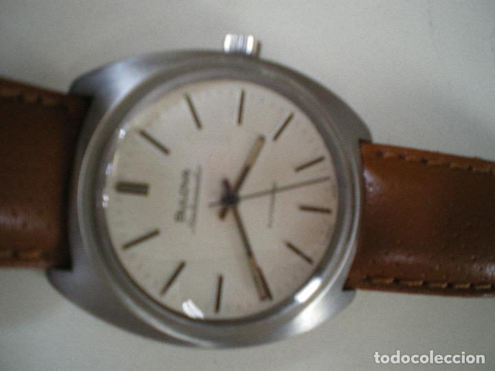 Relojes automáticos: RELOJ BULOVA AMBASSADOR AUTOMÁTICO - Foto 2 - 151119074