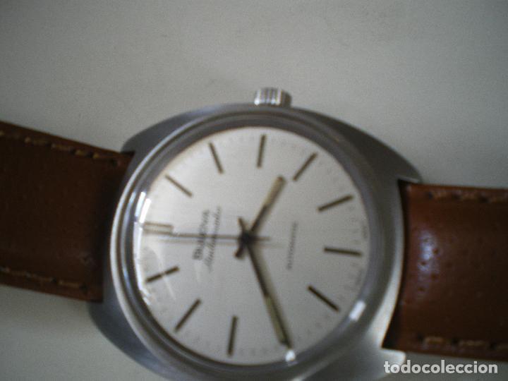 Relojes automáticos: RELOJ BULOVA AMBASSADOR AUTOMÁTICO - Foto 4 - 151119074