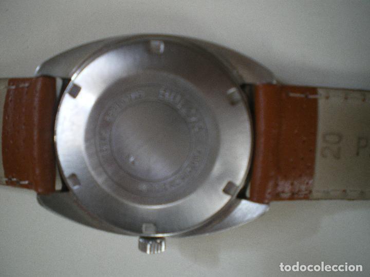 Relojes automáticos: RELOJ BULOVA AMBASSADOR AUTOMÁTICO - Foto 5 - 151119074