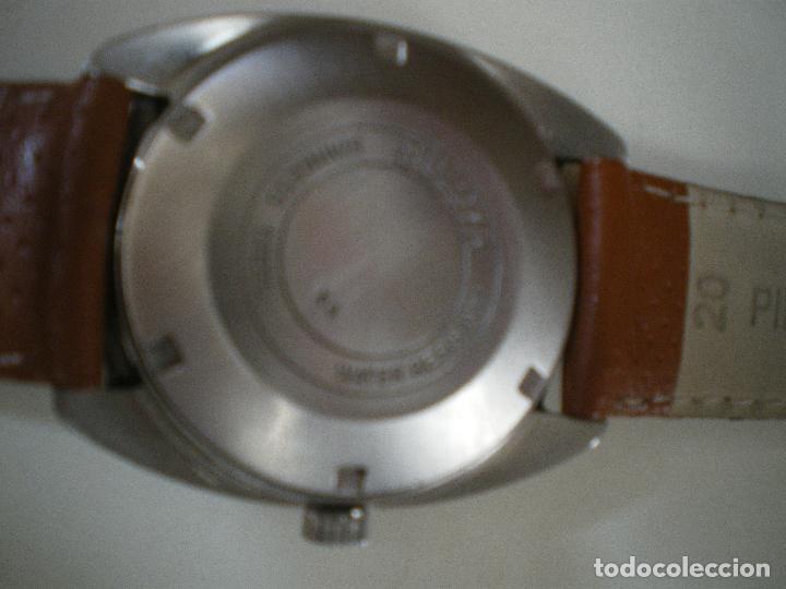 Relojes automáticos: RELOJ BULOVA AMBASSADOR AUTOMÁTICO - Foto 7 - 151119074