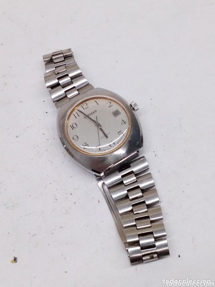 Relojes automáticos: reloj citizen automatico funcionando - Foto 2 - 151364418