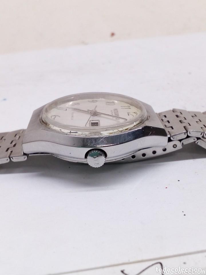Relojes automáticos: reloj citizen automatico funcionando - Foto 4 - 151364418