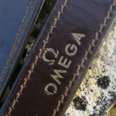 Relojes automáticos: CORREA RELOJ OMEGA VINTAGE NUEVA GENUINA GRATIS ENVIO ESPAÑA.. Lote 151654177