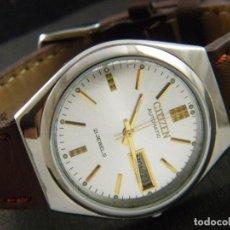 Relojes automáticos: CITIZEN AUTOMATICO COMO NUEVO. Lote 151655570