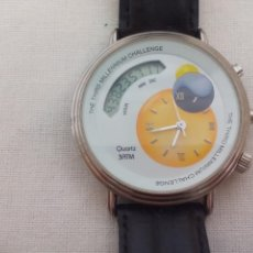 Relojes automáticos: RELOJ CUENTA ATRÁS TERCER MILENIOTHE THIRD MILLENNIUM CHALLENGE WATCH OFFICIAL COUNTDOWN TO 2000. Lote 151845606
