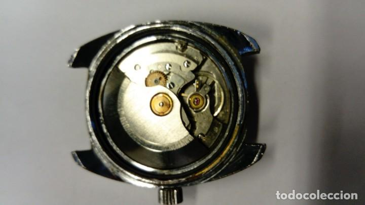 Relojes automáticos: Reloj Yema automático (No funciona) - Foto 3 - 151848214