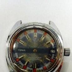 Relojes automáticos: RELOJ YEMA AUTOMÁTICO (NO FUNCIONA) . Lote 151848214