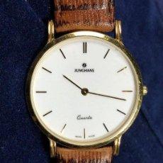 Relojes automáticos: RELOJ JUNGHANS EXTRAPLANO QUARTZ SWISS MADE CAJA 34MM. Lote 151944498