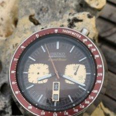 Relojes automáticos: RELOJ SEIKO 6138 0040 CRONOGRAFO BULL. Lote 151980417