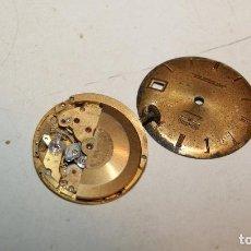 Relojes automáticos: DUWARD CONTINENTAL AUTOMATICO MAQUINA Y ESFERA,BARATA. Lote 152022150