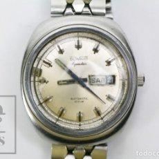 Relojes automáticos: RELOJ DE PULSERA PARA CABALLERO DUWARD AQUASTAR AUTOMATIC - CON CALENDARIO - FUNCIONANDO - #E01. Lote 152169758