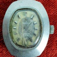 Relojes automáticos: RELOJ DE PULSERA PARA SEÑORA. FESTINA AUTOMATIC 10 ATM. SUIZA. CIRCA 1970. . Lote 152242746