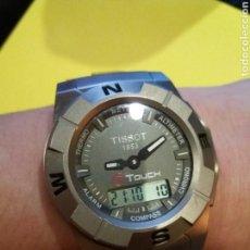 Relojes automáticos: TISSOT RELOJ TOUCH TITANIUM. Lote 152219086