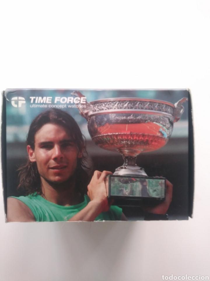 Relojes automáticos: Reloj time force Nadal - Foto 5 - 152755516