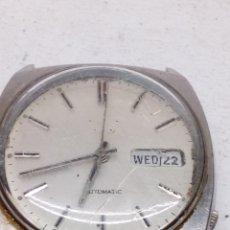 Relojes automáticos: RELOJ SEIKO AUTOMATICO PARA PIEZAS. Lote 153234148