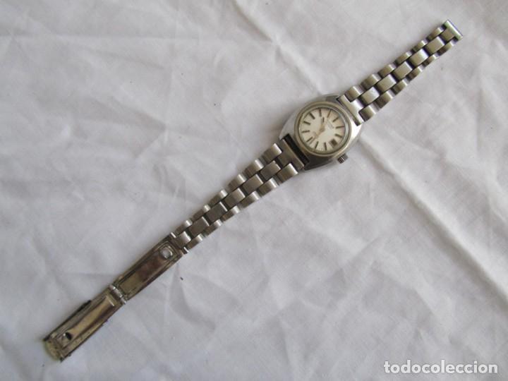 Relojes automáticos: Reloj de señora Citizen automático funcionando - Foto 4 - 153536490