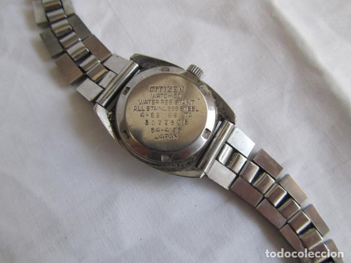 Relojes automáticos: Reloj de señora Citizen automático funcionando - Foto 8 - 153536490