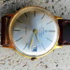 Relojes automáticos: RELOJ SUIZO AUTOMATICO ANTIGUO. Lote 153548238