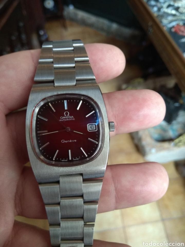 Relojes automáticos: Reloj Omega Automatic Acero - Nuevo - Nunca Usado - - Foto 4 - 153602457