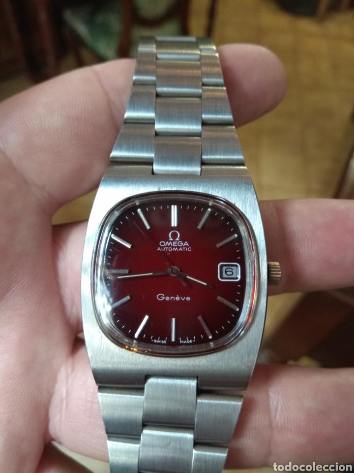 Relojes automáticos: Reloj Omega Automatic Acero - Nuevo - Nunca Usado - - Foto 5 - 153602457