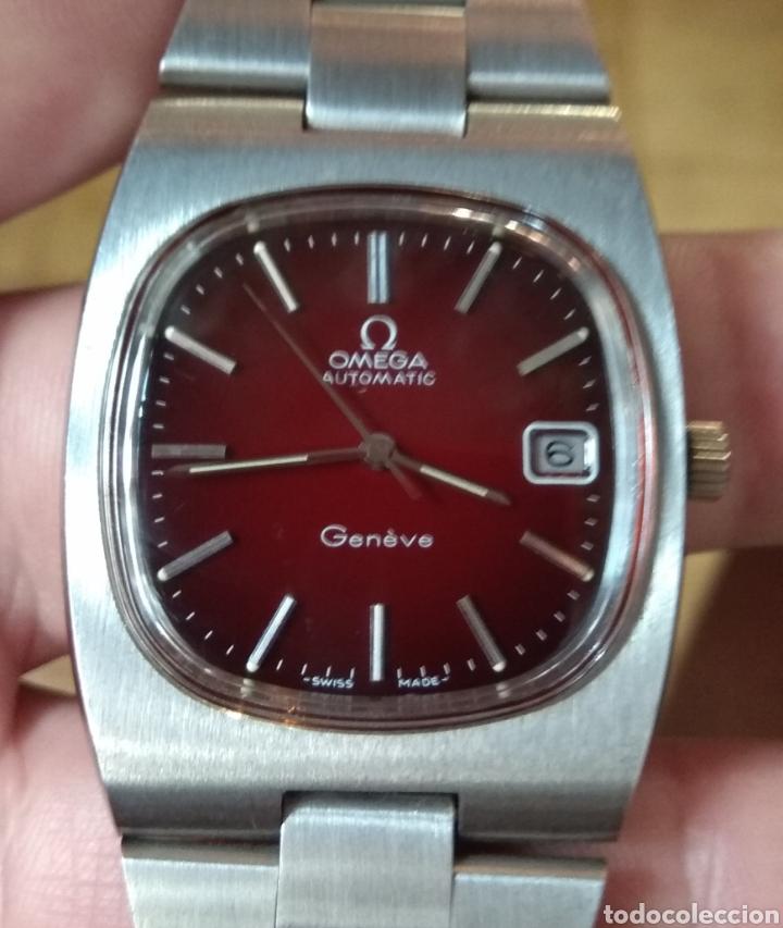 Relojes automáticos: Reloj Omega Automatic Acero - Nuevo - Nunca Usado - - Foto 6 - 153602457