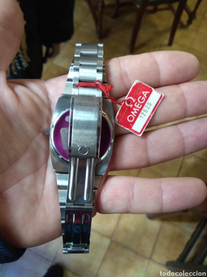 Relojes automáticos: Reloj Omega Automatic Acero - Nuevo - Nunca Usado - - Foto 10 - 153602457