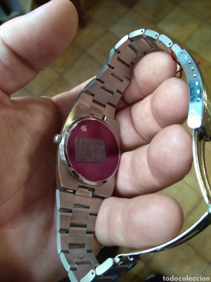 Relojes automáticos: Reloj Omega Automatic Acero - Nuevo - Nunca Usado - - Foto 12 - 153602457