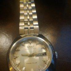 Relojes automáticos: CAMY. GENEVE. SUPERAUTOMATIC KINGS CLUB. Lote 153725594