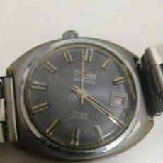 Relojes automáticos: TITAN TENOX. MOVIMIENTO RONDA MATIC. Lote 153732318