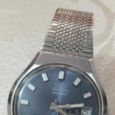 Relojes automáticos: RELOJ VANROY AUTOMÁTICO DOBLE CALENDAR 25 JEWELS. Lote 153801442
