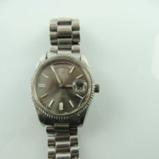 Relojes automáticos: RELOJ RICOH MEDALLION AUTOMATIC AÑOS 70 DOBLE CALENDARIO 21 RUBIS RESISTENTE A GOLPES. Lote 153821086
