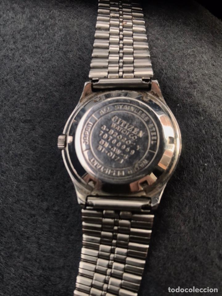 Relojes automáticos: Reloj citizen automátic 21 jewels perfecto funcionamiento - Foto 2 - 153980373