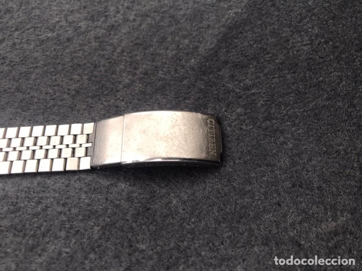 Relojes automáticos: Reloj citizen automátic 21 jewels perfecto funcionamiento - Foto 4 - 153980373