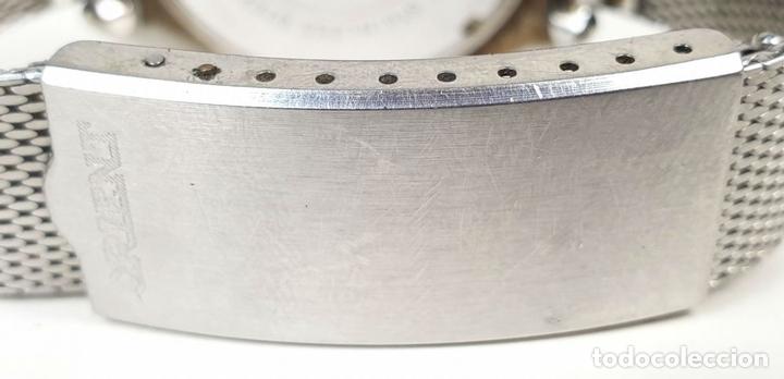 Relojes automáticos: RELOJ DE PULSERA PARA CABALLERO. ORIEN CRYSTAL. AUTOMÁTICO. 27 JEWELS. AÑOS 70. - Foto 4 - 154068266