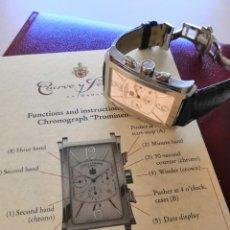 Relojes automáticos: RELOJ CUERVO Y SOBRINOS PROMINENTE.. Lote 154101646