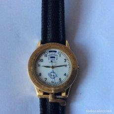 Relojes automáticos: LONGINES EPHEMERIDES SOLAIRES ,CAJA EN ORO ,SOLO 200 EJEMPLARES, EDICIÓN LIMITADA-COLECCIÓN . Lote 154504326