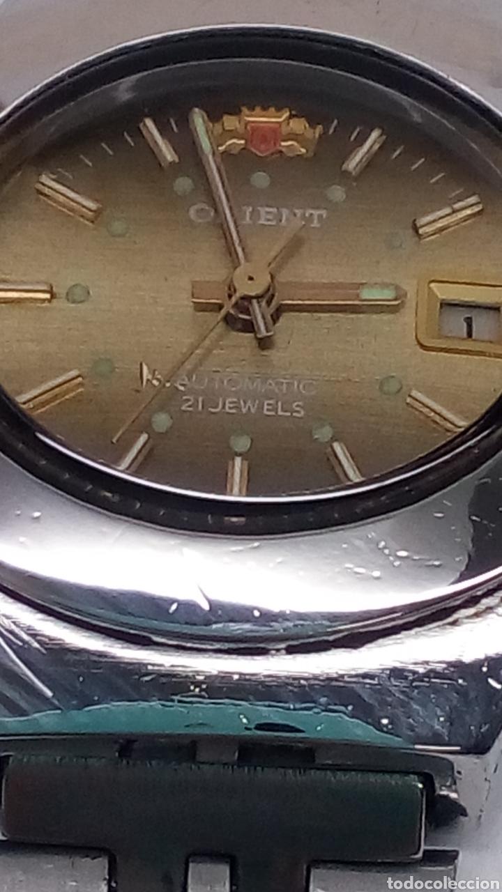 Relojes automáticos: Reloj Orient Automatico - Foto 3 - 154844905