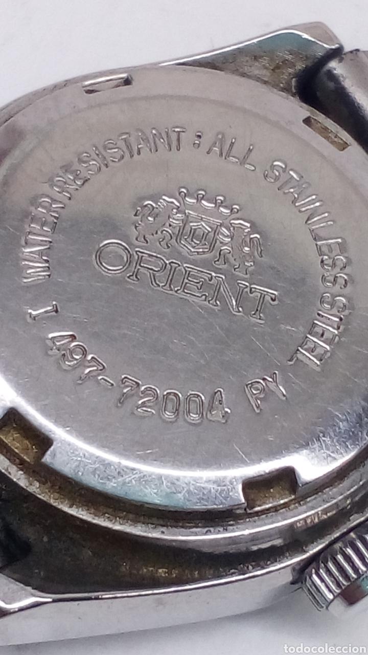 Relojes automáticos: Reloj Orient Automatico - Foto 2 - 154844905