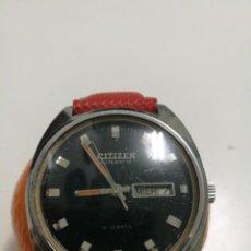 Relojes automáticos: CITIZEN AÑOS 70. Lote 154853290
