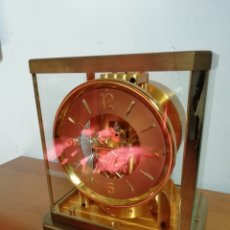 Relojes automáticos: RELOJ JAEGER - LECOULTRE, MODELO ATMOS, 1970. Lote 154988202
