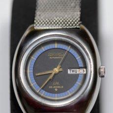 Relojes automáticos: RELOJ SEIKO (MUJER) AUTOMÁTICO ACERO - DIA DE LA SEMANA Y DIA DEL MES. Lote 155108722
