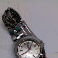 Relojes automáticos: RELOJ DUWARD AQUASTAR AUTOMATICO MUJER EN FUNCIONAMIENTO. Lote 155359212
