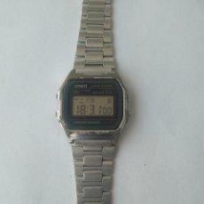 Relojes automáticos: VINTAGE RELOJ DIGITAL CASIO ALRMA CRONOGRAPH-ORIGINAL. Lote 155456486