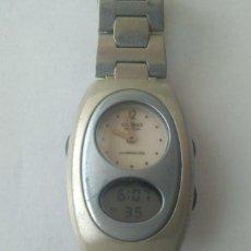 Relojes automáticos: VINTAGE RELOJ AUTOMÁTICO CASIO SHEEN ILUMINATOR JAPON. Lote 155458950