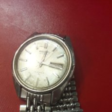 Relojes automáticos: SEIKO AUTOMATICO FUNCIONANDO. Lote 155449660