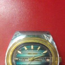 Relojes automáticos: NELIMA AUTOMATICO FUNCIONANDO. Lote 155632781